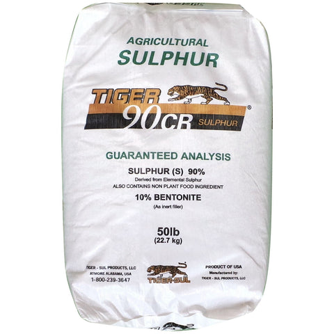 Sulphur Granular Fertilizer - 1 Lb.