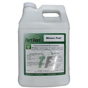 Turf Fuel Micros Fuel Liquid Turf Fertilizer - 2.5 Gallons