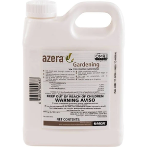 Azera Gardening Insecticide - 1 Gallon - Seed World