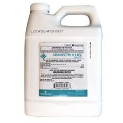 Abamectin 0.15 EC Miticide Insecticide (Avid Alternative) - 1 Quart