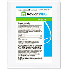 Advion WDG (Arilon) Granular Insecticide - Box of 5 x 0.33 Oz. Packets - Seed World