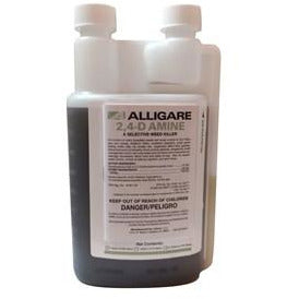 Alligare 2,4-D Amine Weed Killer - 1 Quart - Seed World