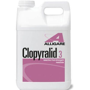 Clopyralid 3 Herbicide - 1 Gallon