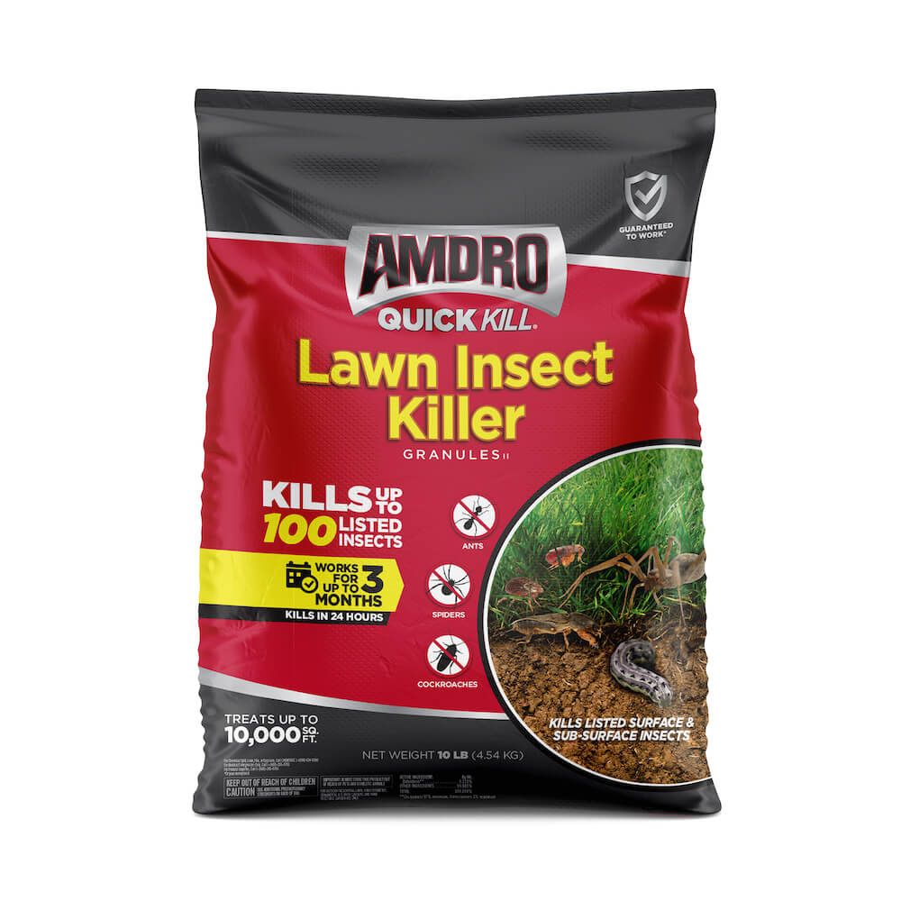 Amdro Quick Kill Lawn Insect Killer - 10lbs