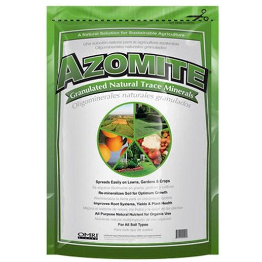 Azomite Granular Organic Mineral Fertilizer - Seed World