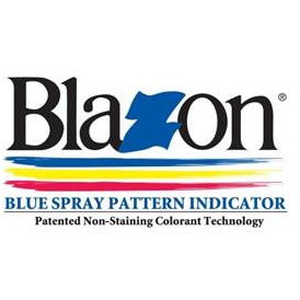 Blazon Blue Spray Indicator - 2.5 Gallons