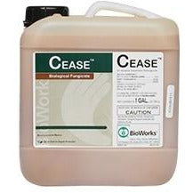 Cease Fungicide Bactericide - 1 Gallon - Seed World