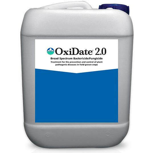 Oxidate 2.0 Fungicide  - 2.5 Gallons - Seed World