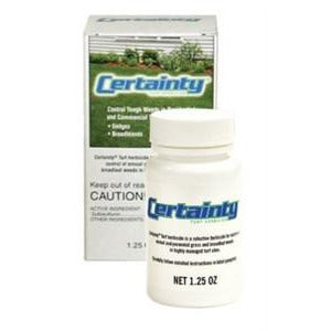 Certainty turf herbicide