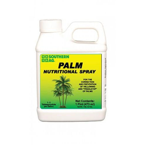 Palm Nutritional Spray Chelated Liquid Fertilizer - 1 Pint - Seed World