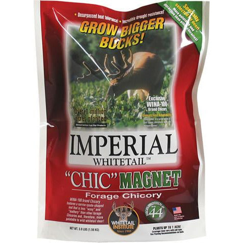 Imperial Whitetail Chic Magnet Food Plot Seed
