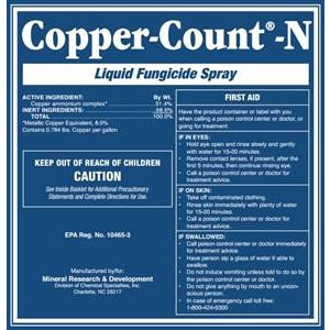 Copper Count N Fungicide