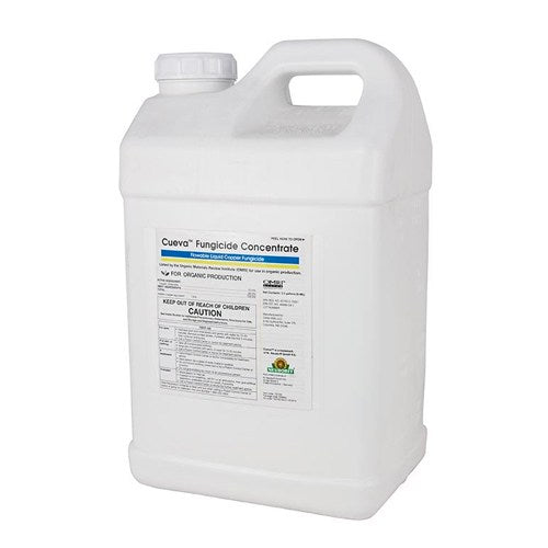 Cueva Liquid Copper Fungicide Concentrate - 2.5 Gal - Seed World
