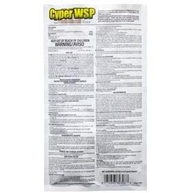 Cyper WSP insecticide