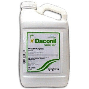 Daconil Weatherstik Fungicide - 2.5 Gallons - Seed World