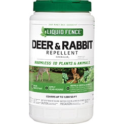 Deer & Rabbit Repellent Granular2 - 2 Lbs