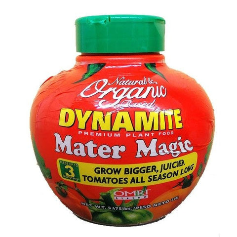 Dynamite Organic Tomato Fertilizer Plant Food