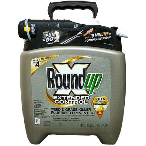 Roundup Extended Control Pump n Go - 1 Gallon