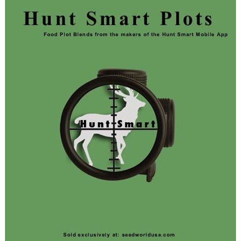 Hunt Smart Spring/Summer Annual Blend Food Plot Seed - 5 Lbs.