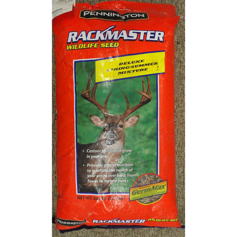 Rackmaster Spring-Summer Food Plot Seed