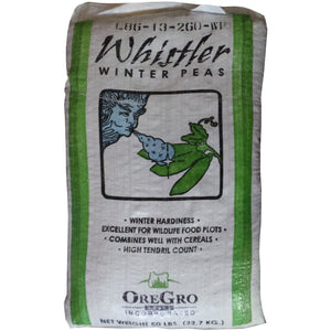 Whistler Winter Peas Seed
