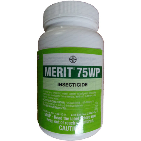 Merit 75 WP Insecticide - 2 oz.