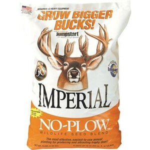 Imperial No-Plow Food Plot Seed - 9 Lbs.