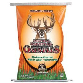 Imperial Whitetail Oats Plus - 20 Lbs.