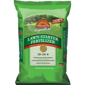 Pennington 18-24-6 Lawn Starter Fertilizer