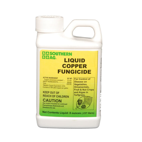 Liquid Copper Fungicide - 8 oz.