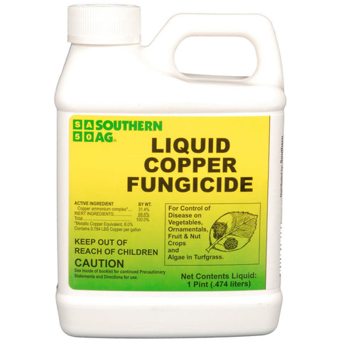 Liquid Copper Fungicide - 1 Pint