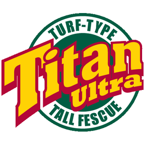 Titan ULTRA Tall Fescue Grass Seed (Certified) - 50 Lbs.