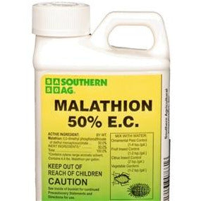 Malathion 50% EC - 1 Gallon
