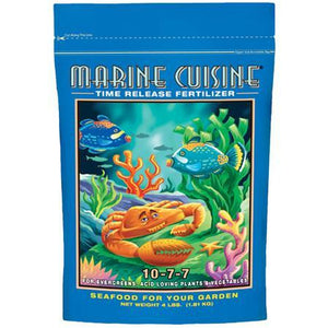 FoxFarm Marine Cuisine Dry 10-7-7 Fertilizer- 4 Pounds - Seed World
