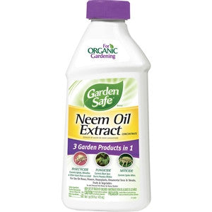 Neem Oil Extract Concentrate