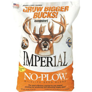 Imperial No-Plow Food Plot Seed - 5 Lbs. - Seed World