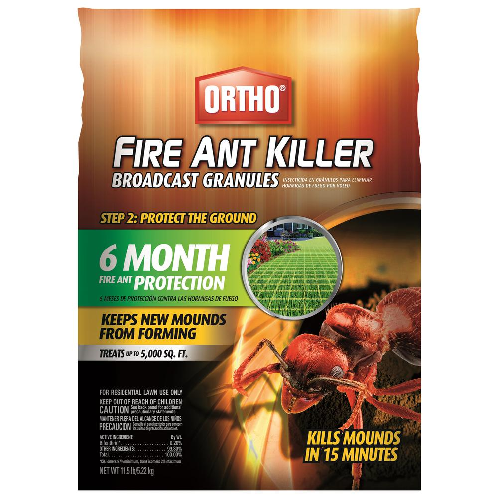 Fire Ant Killer Insecticide Granules - 11.5 lbs