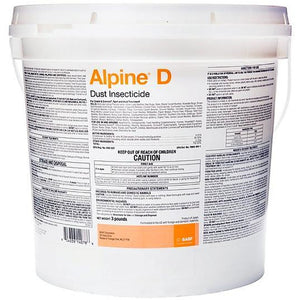 Alpine D Dust Insecticide - 3 Lbs - Seed World