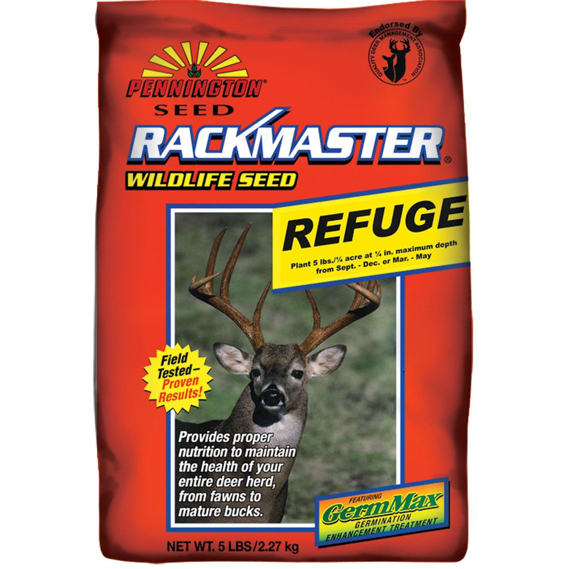 Rackmaster Refuge Food Plot Seed