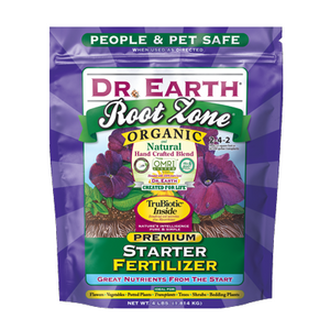 Dr Earth Root Zone Organic Premium Start Fertilizer - 4 lbs - Seed World