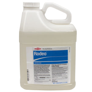 Rodeo Aquatic Herbicide - 2.5 Gal. - Seed World