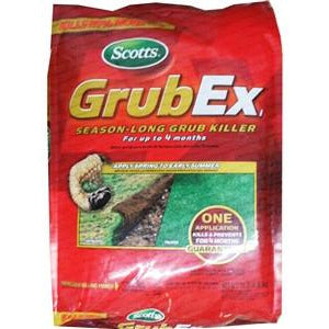 Scotts grubex grub killer