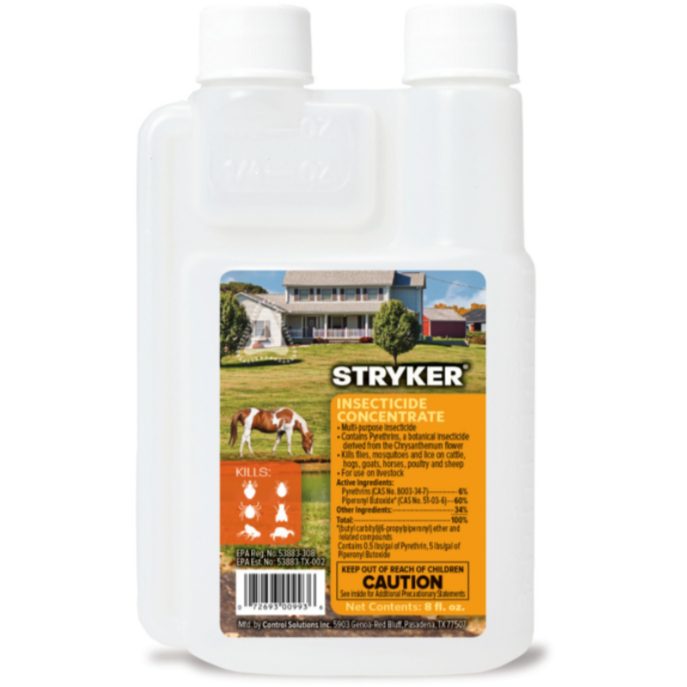 Stryker Control Solutions Insecticide Concentrate - 8 OZ - Seed World