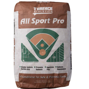 LESCO Turface All Sport Soil Conditioner Infields - 50 lb. - Seed World