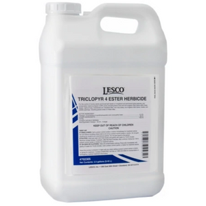 LESCO Triclopyr 4 Ester Post Emergent Liquid Herbicide - Seed World