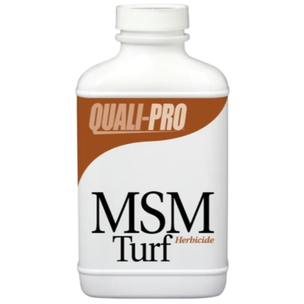 MSM 60DF Turf Post Emergent Dry Flowable Herbicide - 8 oz. - Seed World