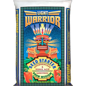 FoxFarm Light Warrior Soilless Mix- 1 Cubic feet - Seed World