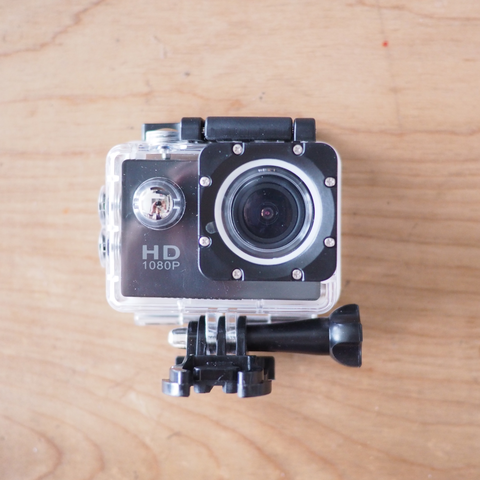 Waterproof Mini Camera (infrared-ready)