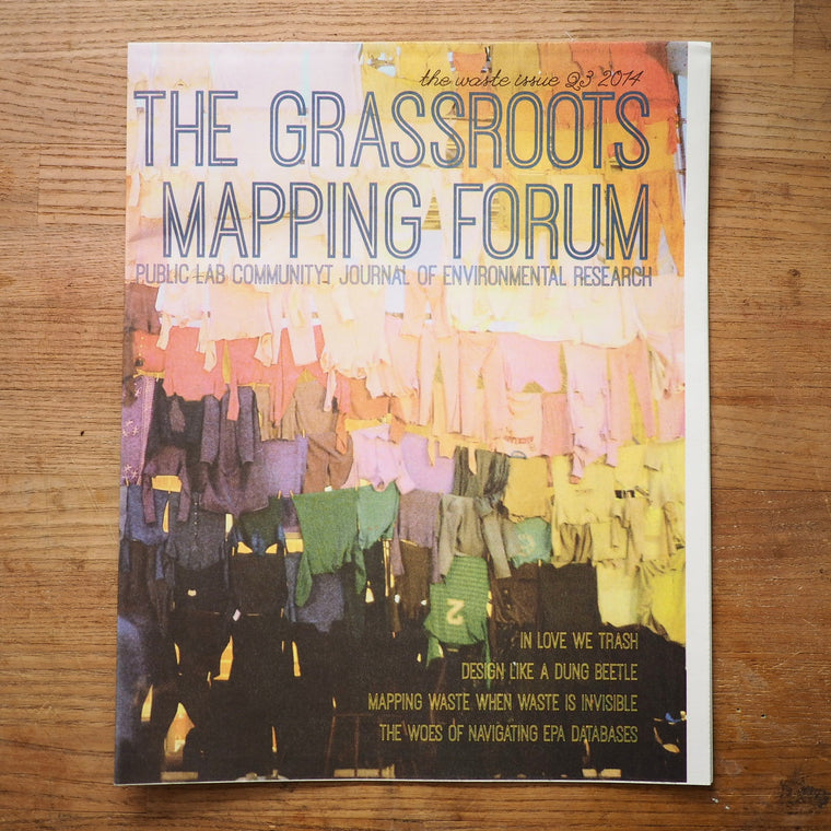 Grassroots Mapping Forum Issue #6