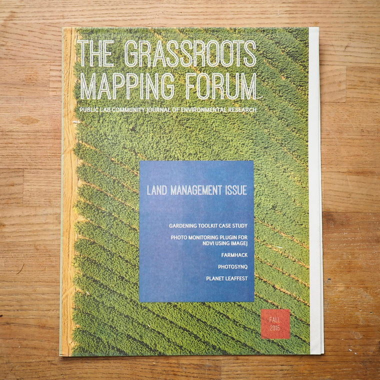 Grassroots Mapping Forum Issue #9, Land Management Issue